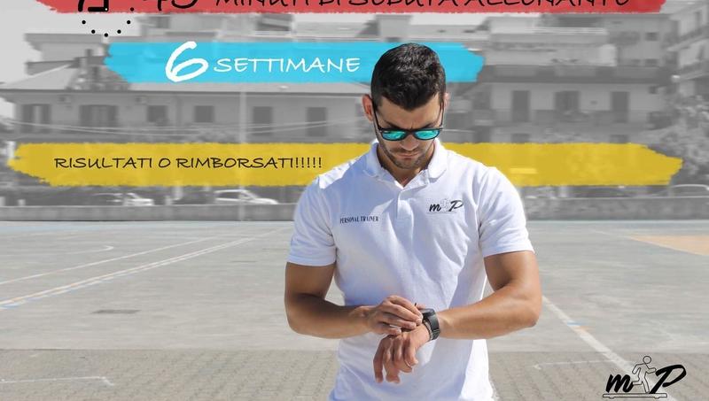 Stai cercando un personal trainer a Catania?