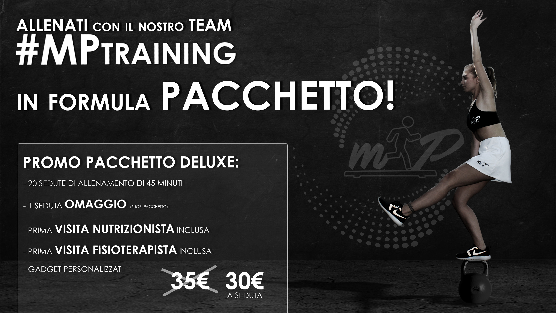 Pacchetto Deluxe